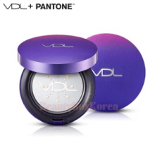 VDL Metal Cushion Foundation Case 1ea  [Pantone 18 Edition]